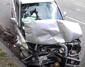 Автомобиль после ДТП восстановлению не подлежал.