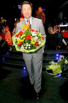 Валерий Коновалюк пришел на праздник на правах друга семьи.