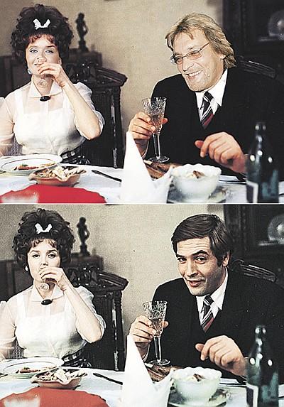 Александр Домогаров в шкуре соблазнителя Рудольфа. Сразу видно матерого сердцееда