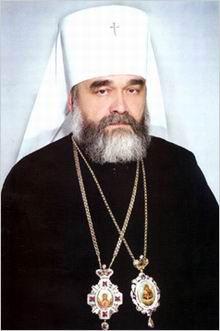 Митрополит Мефодий, предстоятель УАПЦ.