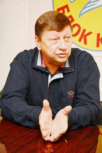 Экс-депутат Александр Волков.