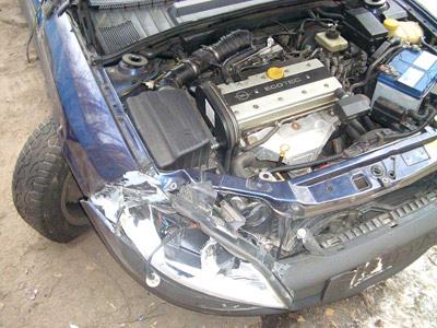 Разбил авто – иди к страховщикам.