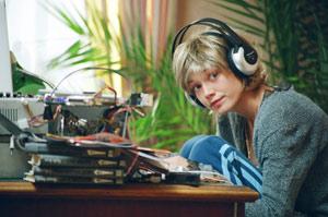 Оксана Акиньшина: в жизни - сердцеедка, на экране - хакерша.