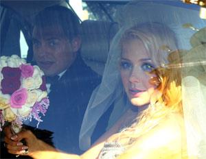 А невеста-то хороша!