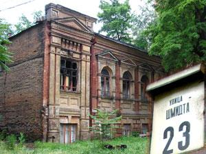 Дом на улице Шмидта, где жил Светлов.