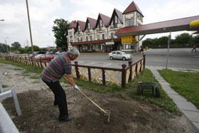 Отель «Чабаны», 17-й км трассы Киев - Одесса.