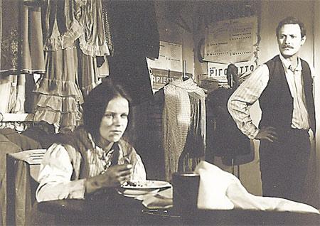 Эпизод из «Квартета Гварнери», в котором Соломин не хотел играть любовь с актрисой.
