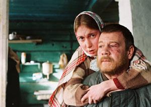 Сергей сыграл старообрядца.