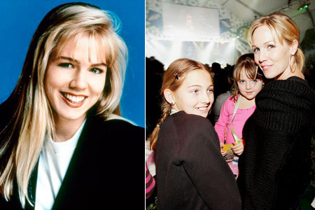 Дженни Гарт согласилась принять участие в съемках сиквела сериала. В новой версии «Беверли Хиллз 90210» актриса сыграет роль методиста в той самой школе.