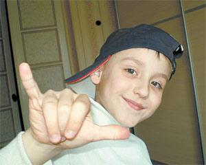 Звездное имя воспитаннице «КП» придумал Федя Юрьев из Житомирской области.