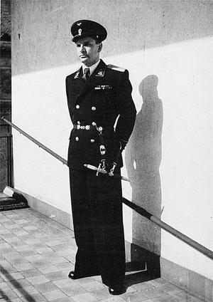 В 1948 - 1950 гг. Святогоров работал под дипломатическим прикрытием.