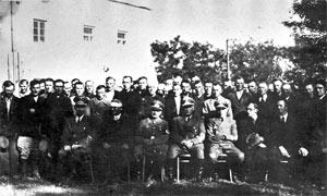 Июнь 1944 года. Фашистские диверсанты, которых готовили в Люблине (Польша), еще не знают, что они - на «мушке».