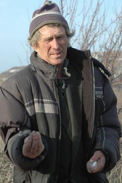 Фермер Дмитрий Пивовар считает, что сделал важное научное открытие.