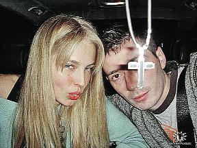 Это странное фото Русланы с Марком, который ее обманывал, кажется мистическим...