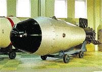 Это самый мощный в мире советский термоядерный заряд. Теперь он стал музейным экспонатом.