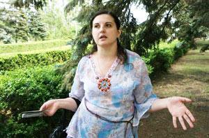 Супруга Сергея Атакузиева Ольга: - Муж не должен был идти в этот рейс.