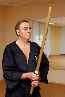 Самурай Выдрин готов преподать нардепам «кодекс сёгунов».