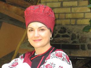 Работа на земле помогла Наталье Сумской удивительно точно сыграть Кайдашиху в спектакле «Кайдашева сiм'я».