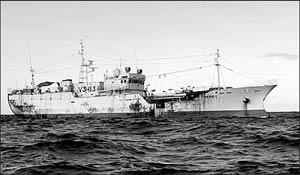 «Пухай-1» стоит у Соломоновых островов уже седьмой месяц.