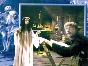Сняв «Вий», погибли молодые режиссер и оператор. Вскоре умерли еще три актера.