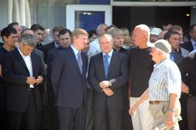 Ринат Ахметов и Григорий Суркис: - Это - потеря для всей Украины.