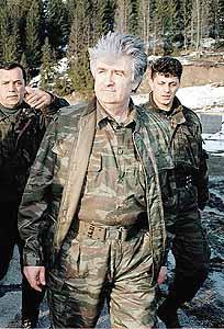 Для многих в Сербии Радован Караджич остается национальным героем.
