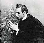 Борис Глаголин в роли великого сыщика (спектакль «Шерлок Холмс», 1907 год).