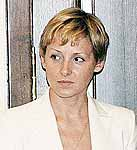 Наталия Кутобаева сделала карьеру и теперь решила заняться семьей.