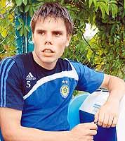 Новичок «Динамо» Огнен Вукоевич еще не выучил язык, но уже освоился в Киеве.