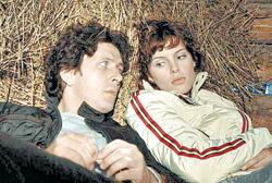 У героини Семкиной завязался роман с немецким детективом.