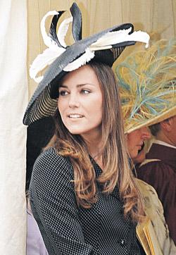 Подружка британского принца Уильяма Кейт Миддлтон - настоящая леди.