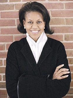Мишель Обама косит под Кондолизу Райс.