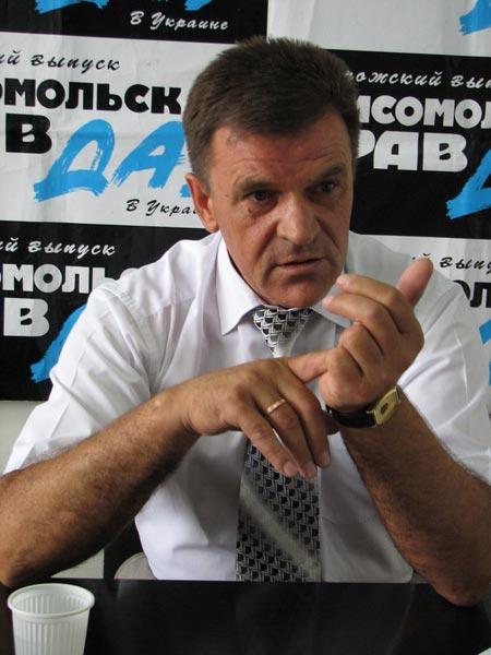 Николай Чернеченко.