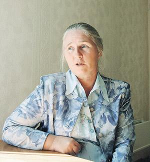 Учительница Лариса Фисенко считает, что ее бывший ученик должен отсидеть минимум шесть лет.