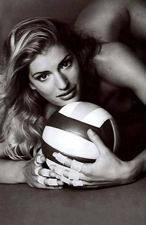 Франческа Пиччинини, 29 лет. Италия. Чемпионка мира по волейболу в составе сборной Италии.