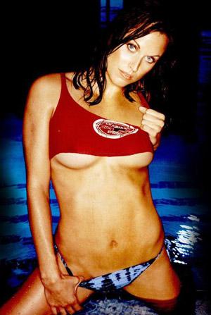 Аманда Бирд, 27 лет. США. Двукратная олимпийская чемпионка по плаванию, чемпионка и рекордсменка мира.