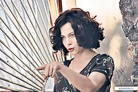 Гусева в роли рыбачки - суровая и решительная женщина.