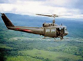 Грузинскому блицкригу не помогли и американские вертолеты «Ирокез».