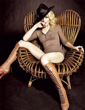 Несмотря на свою красоту и популярность, Мадонна долго не могла найти претендента на должность отца ее ребенка.