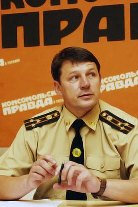 Виктор Босак: - Если придерживаться всех требований безопасности, то проблем не будет.