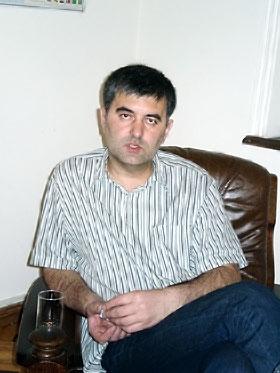 Созар Субари, уполномоченный по правам человека в Грузии, может стать «врагом народа».