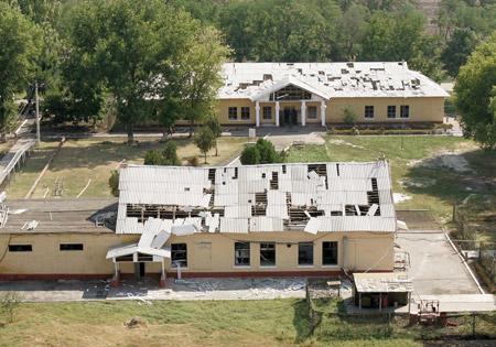 Новобогдановка, 2006 год.