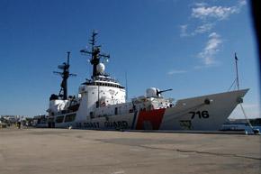 Сторожевой корабль Dallas прибыл в Севастополь из Батуми.