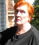 Бывшая учетчица артскладов Герта Васильевна.