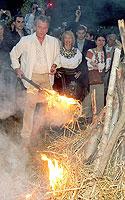 Президент Ющенко - яркий представитель сельской интеллигенции.