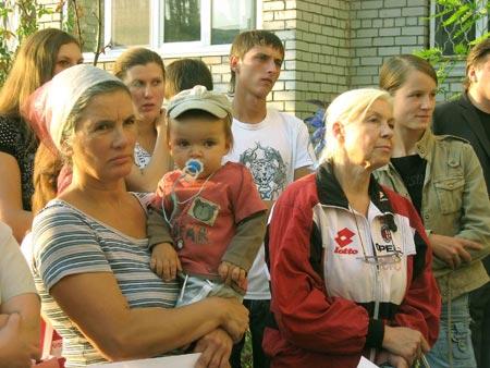 Жильцам дома № 52 даже Киев ничем не помог. Теперь у них одна надежда - на «Самопомощь».