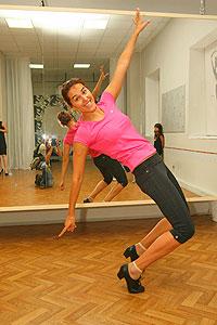 Яна Клочкова поняла - спортивные рекорды на паркете не помогут.