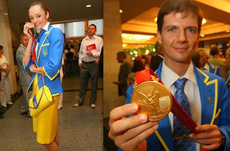 Бессонова и Петрив знают, какова цена олимпийских медалей.