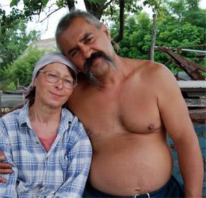 Раиса и Владимир - идеальная пара.