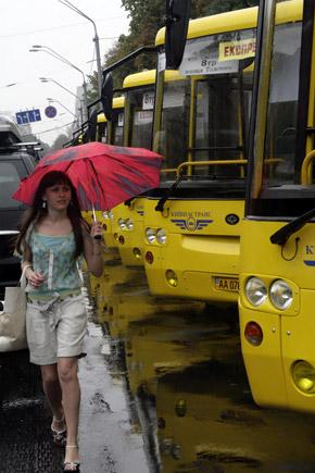 Такие автобусы скоро заполонят весь город.
